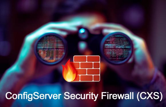 ConfigServer Security & Firewall Kurulum ve Ayarları CSF