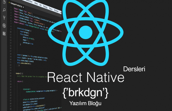 React Native Props Mantığı