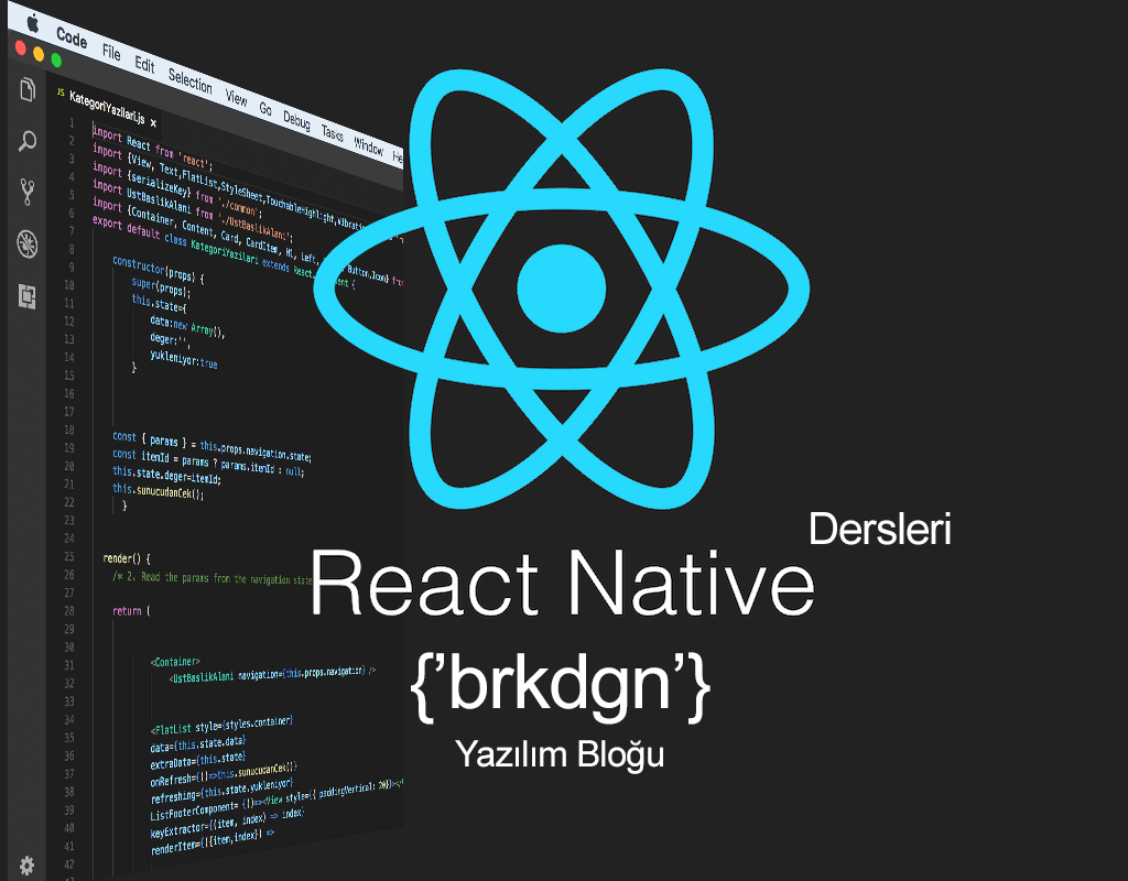 React Native ile Tasarım