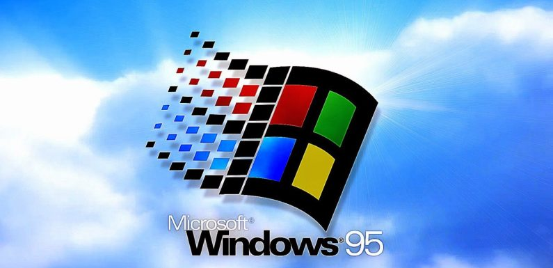 Windows 95 Uygulaması (Windows,Mac,Linux)