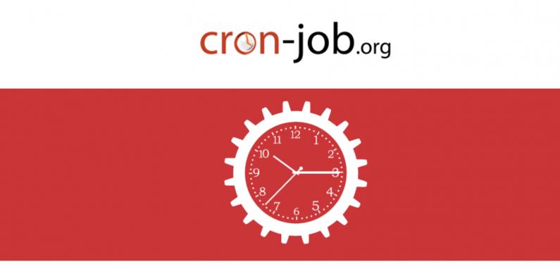 Cron Job Sitesi – Oluşturma