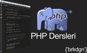 PHP Dersleri