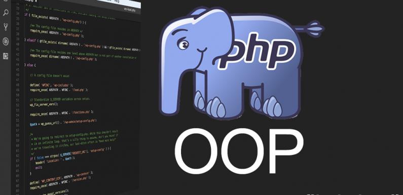PHP ve OOP Neden Gerekli