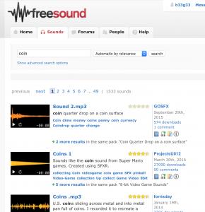 free unity sound